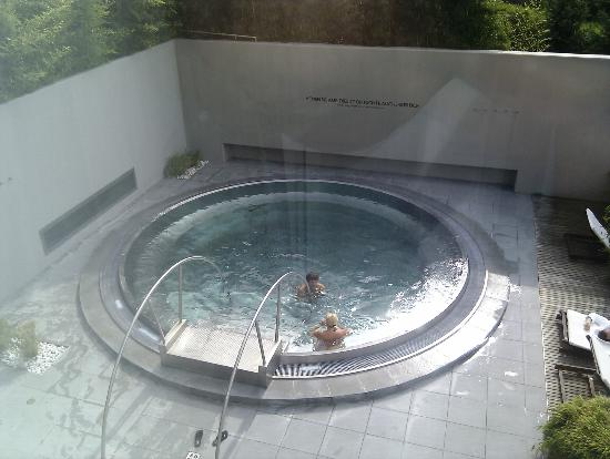 Falkensteiner Balance Resort Stegersbach: wohl temperiertes ;-) whirlpool
