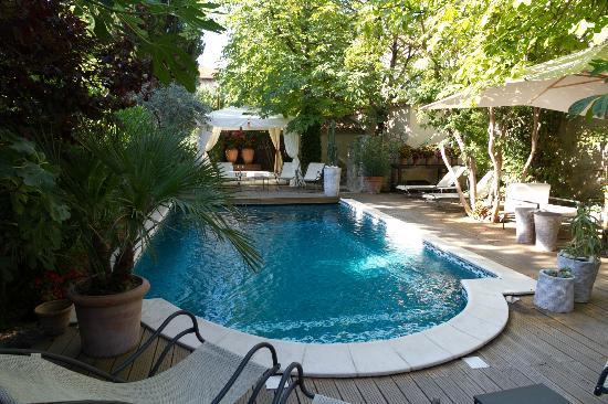 Une Autre Maison: Swimming pool
