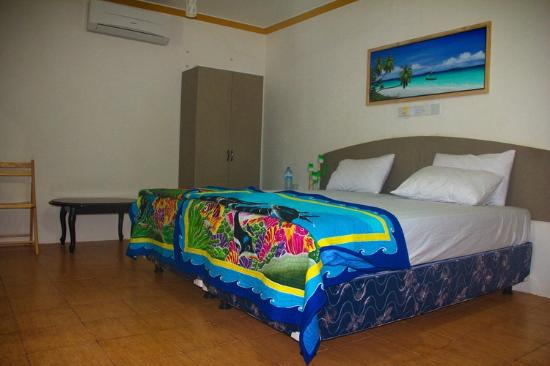 Guraidhoo Corner: Bedroom