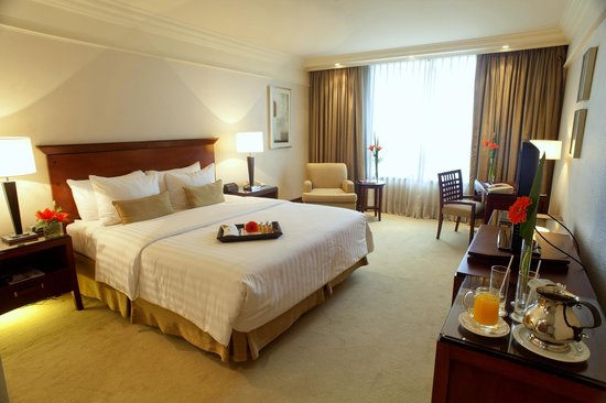 Regal Pacific Hotel Buenos Aires: King size Executive floor