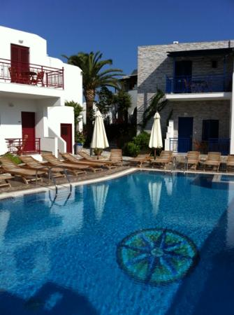 Hotel Katerina: piscine