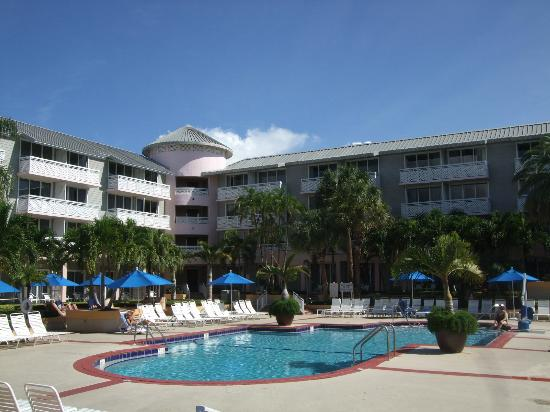 Hutchinson Island Marriott Beach Resort Marina The Main Atrium Pool