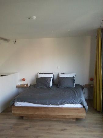 Alphabed: chambre à coucher