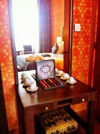 Grand Hotel Amrath Amsterdam: free Nespresso