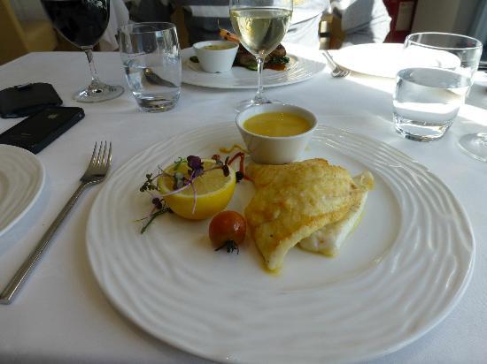 La Fregate Hotel: Brill