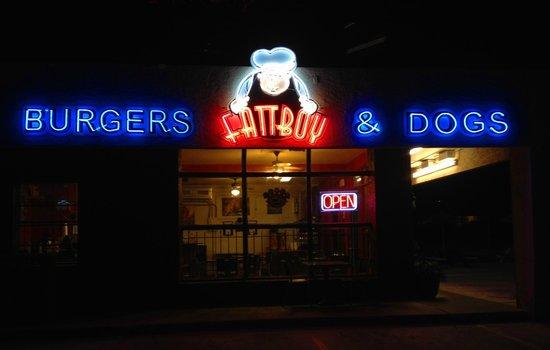 Fattboy Burgers & Dogs