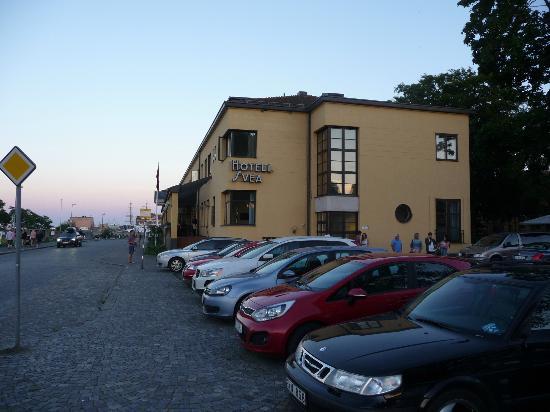 Svea Hotel: Hotellet