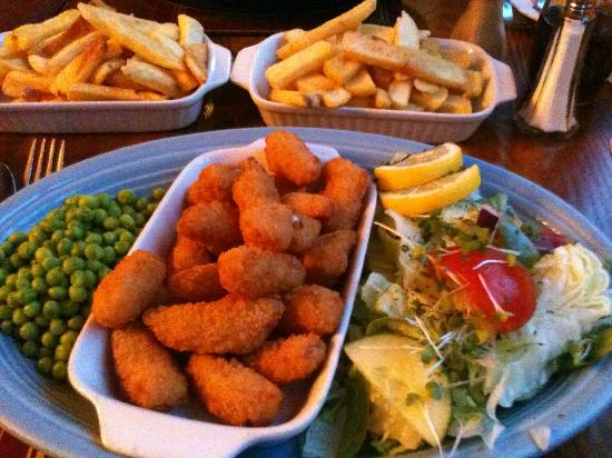 Marrowbone and Cleaver: SCAMPI