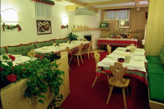 Hotel Garni dei Fiori: Sala Colazione