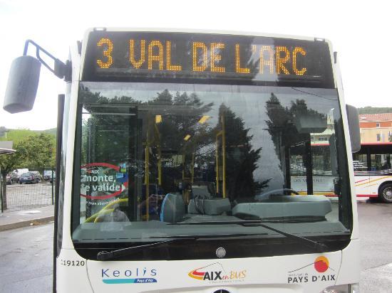 The pool picture of ibis aix en provence aix en - Aix en provence salon de provence bus ...