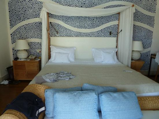Blue Palace, a Luxury Collection Resort & Spa, Crete: Schlafzimmer