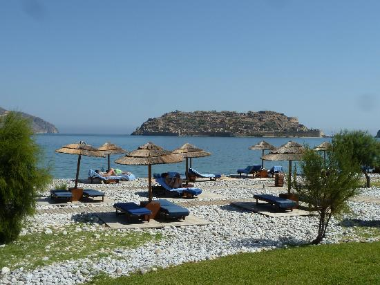 Blue Palace, a Luxury Collection Resort & Spa, Crete: Strand
