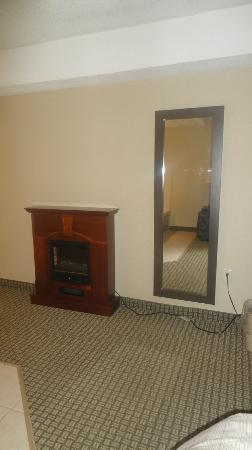 Days Inn - Niagara Falls Lundys Lane: fire place