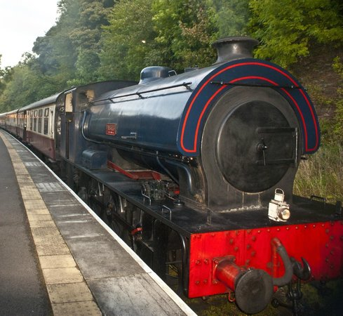 train to christmas town review of weardale railway weardale railway - Train To Christmas Town