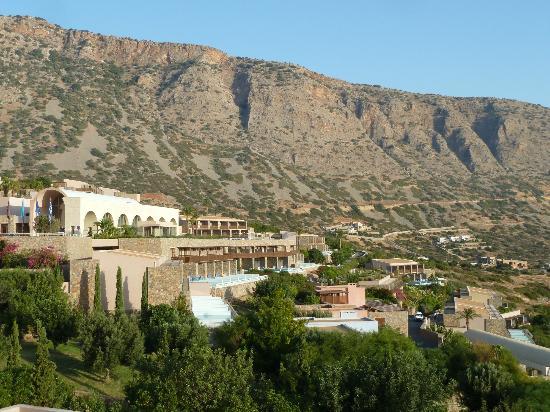 Blue Palace, a Luxury Collection Resort & Spa, Crete: Blick auf die Anlage