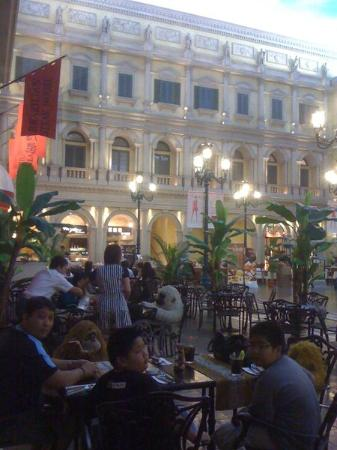 The Venetian Macao Resort Hotel : Venetian Macau