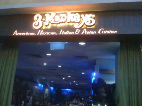The Venetian Macao Resort Hotel: Venetian Macau-3 Monkeys