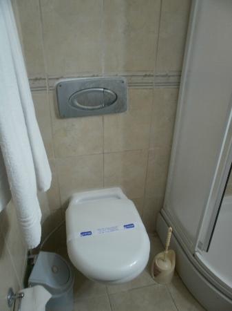 Turban Hotel Urgup: Les WC