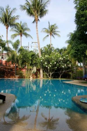 Prinz Garden Villa: Pool