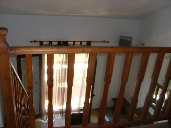 Villa Maraki : from first floor
