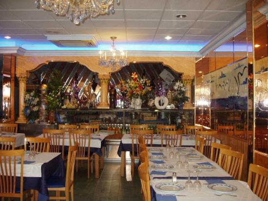 Freiduria Las Gaviotas: ristorante