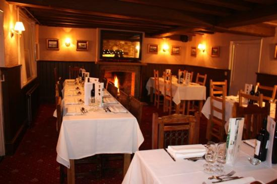 The Greyhound Inn: Private Dining