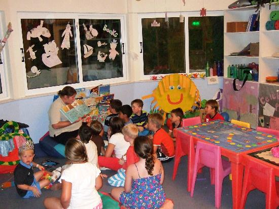 Atlantica Club Sungarden Hotel: kids club