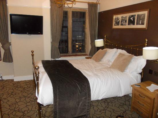 New Inn Cerne Abbas: Our room - 'Wey'