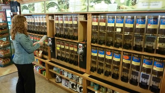 Door County Coffee and Tea Co.: Freshly Roasted Coffee Available for Purchase Everyday
