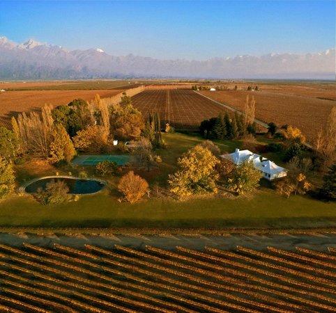 Casa Palmero Wine House: Casa Palmero Valle de Uco