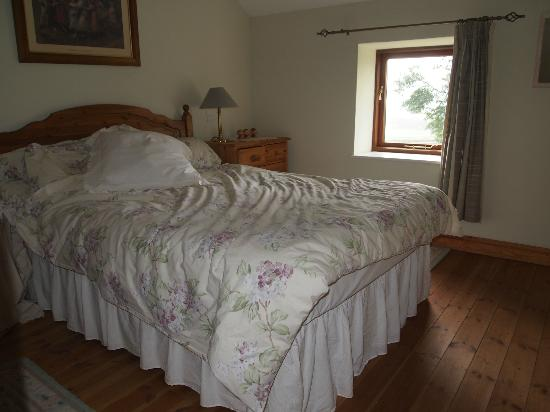 Peak District Holiday Cottage: Mezzanine bedroom