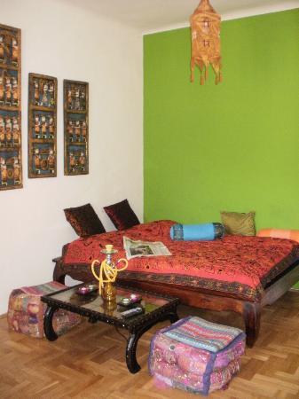 Maharaja Hostel: Apartment