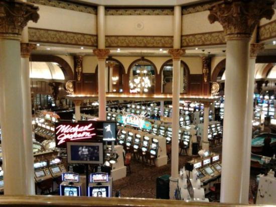 Main Street Station Hotel & Casino: Casino