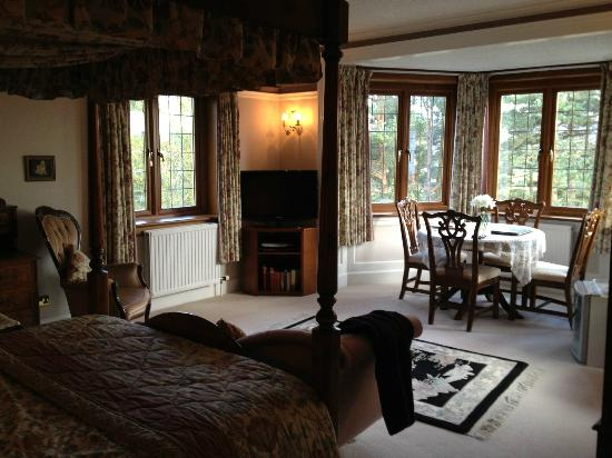 Ard-na-Coille Guest House: Gorgeous room
