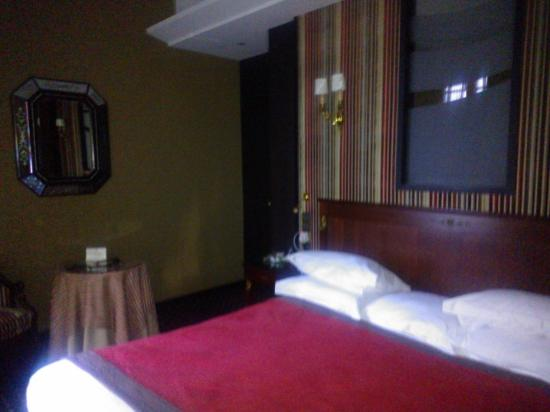 Hotel Regent's Garden: Room 101
