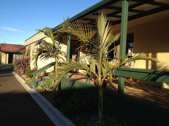 Aotearoa Lodge: Hotel