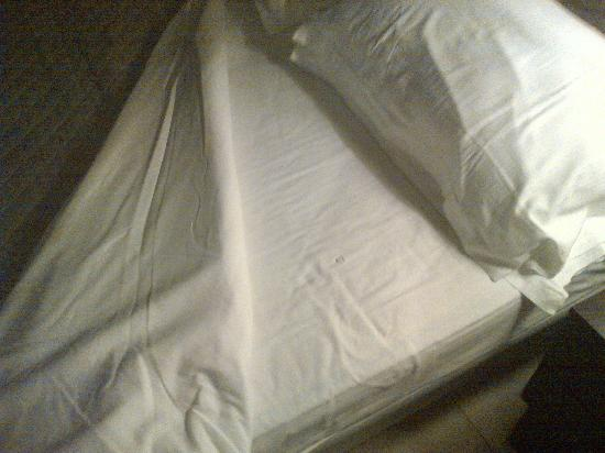 Hotel Excelsior : letto