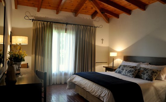 Casa Palmero Wine House: Master room mendoza