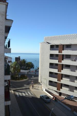 Apartamentos Latin : Vista dalla terrazza