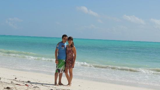 Casa Del Mar Hotel Jambiani : in spiaggia....