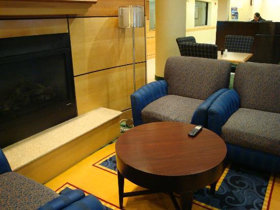 SpringHill Suites Galveston Island: Lobby