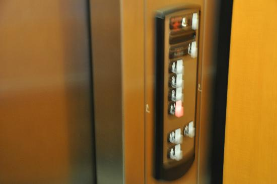SpringHill Suites Galveston Island: Very slow elevator