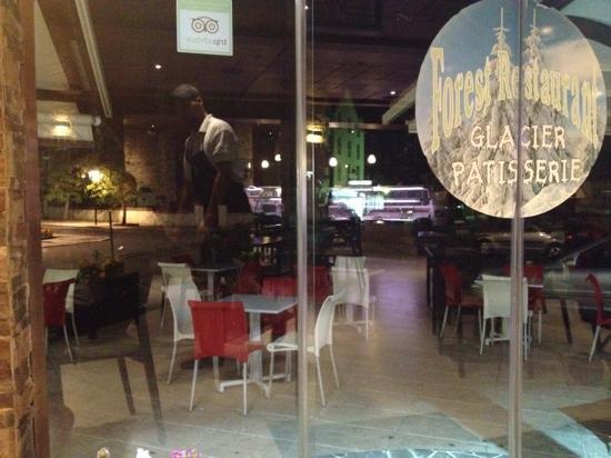 Forest Restaurant : forest