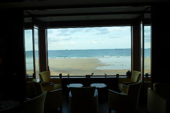 Hotel Alba : Vue du bar