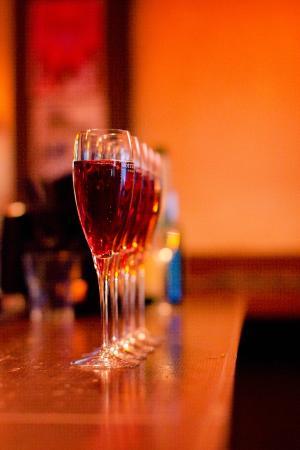 Baila Bar & Club: Champagne