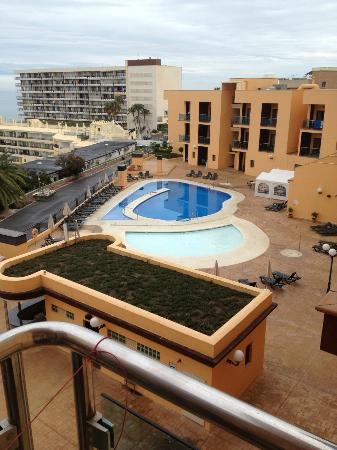 Pierre & Vacances Residence Torremolinos Stella Polaris: Pool area