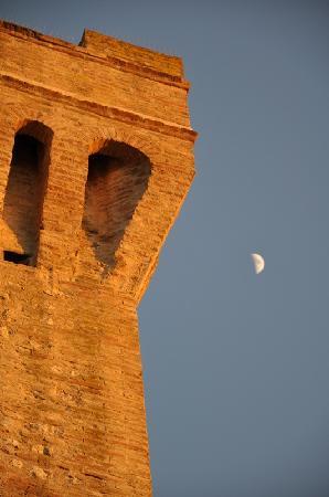Torre della Botonta: ALBORNOZ TOWER