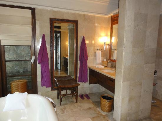 Four Seasons Resort Bali at Jimbaran Bay : Room