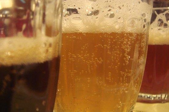 Cervecería Artesanal Chopen: NUESTRAS 3 CLASES DE CERVEZAS ( rubia, roja y negra )