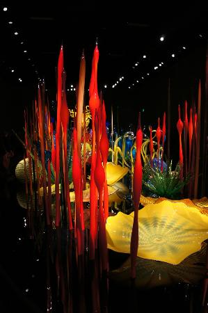 Chihuly Hage og Glass: awesome